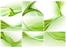 五颜六色的巨大的传染媒介集合 免版税库存照片