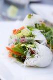 五颜六色的开胃菜 库存照片