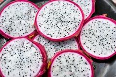 五颜六色的异乎寻常的果子 免版税图库摄影