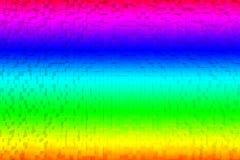 五颜六色的彩虹摘要3d 免版税库存照片