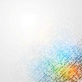 五颜六色的技术传染媒介背景 免版税图库摄影