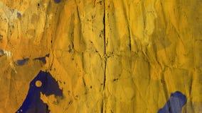 五颜六色的抽象污点水彩 高分辨率图象,颜色湿在干燥纸backgrundo 免版税库存照片