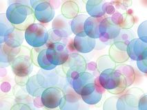 五颜六色的抽象背景 免版税库存照片