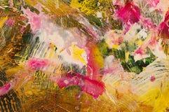 五颜六色的抽象背景 库存照片