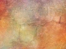 五颜六色的抽象水泥墙壁纹理 库存照片