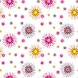五颜六色的抽象派荧光的背景 库存照片