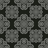 五颜六色的摩洛哥瓦片装饰品 能使用为 免版税库存图片