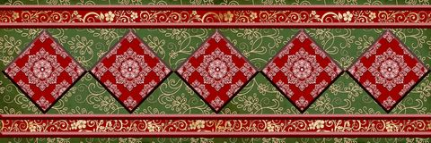 五颜六色的数字瓦片设计冷杉装饰内部家红外线陶瓷墙壁铺磁砖设计,亚麻油地毡,纺织品,例证,网页 免版税库存照片