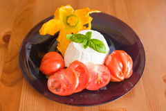 五颜六色的新膳食 图库摄影