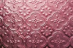 五颜六色的无缝的纹理 玻璃背景 内墙装饰3D墙壁样式摘要花卉玻璃形状 免版税库存照片