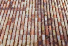 五颜六色的普罗旺斯瓦 免版税库存照片