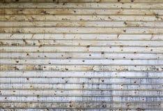 五颜六色的木板谎言 免版税库存图片