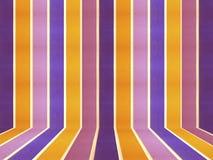 五颜六色的木纹理背景 免版税库存照片