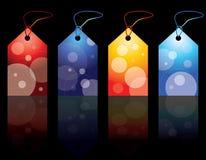 五颜六色的格式 免版税图库摄影