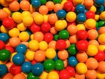 五颜六色的棒棒糖 库存照片