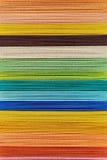 五颜六色的毛线背景  免版税库存照片