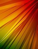 五颜六色的水晶 免版税库存图片