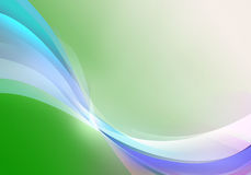 五颜六色的灯光管制线背景 库存照片