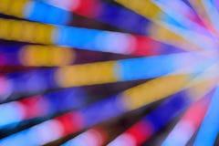 五颜六色的狂欢节光迷离纹理  免版税图库摄影
