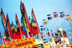 五颜六色的狂欢节 免版税图库摄影