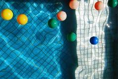 五颜六色的球 免版税库存图片