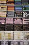 五颜六色的白垩 免版税库存照片