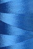 五颜六色的短管轴线程数 免版税库存照片