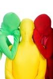 五颜六色的秘密 免版税图库摄影