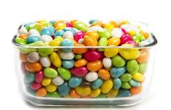 五颜六色的糖果 查出 库存图片