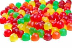 五颜六色的糖果 免版税图库摄影