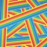 五颜六色的纹理, tex抽象营销设计  库存照片