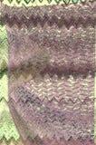 五颜六色的纺织品 库存图片