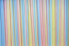 五颜六色的线路任意垂直 免版税库存图片