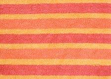 五颜六色的织品纹理 库存照片