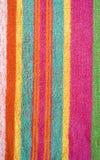 五颜六色的织品纹理 库存图片