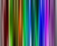 五颜六色的背景垂直线 库存图片