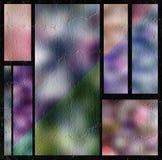 五颜六色的背景 库存照片