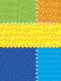 五颜六色的背景 免版税库存照片