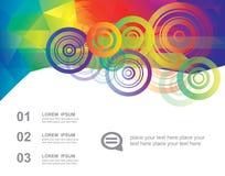 五颜六色的背景 免版税图库摄影