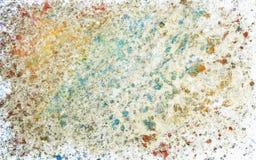 五颜六色的花岗岩纹理背景2017年 库存图片