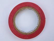 五颜六色的装绝缘体工磁带 库存图片