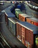 五颜六色的货物 免版税图库摄影