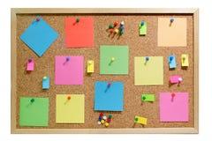 五颜六色的通信 库存图片