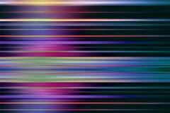 五颜六色的速度迷离背景 库存图片