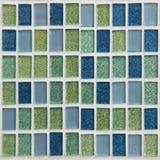 五颜六色的镶嵌构造背景 免版税库存图片
