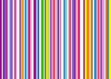 五颜六色的镶边背景09 免版税库存图片