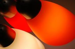五颜六色的闪亮指示 免版税库存照片
