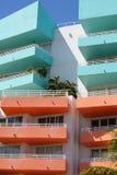 五颜六色的阳台 免版税图库摄影