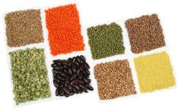 五颜六色的食物 免版税库存图片