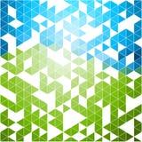 五颜六色的马赛克传染媒介背景 免版税库存图片